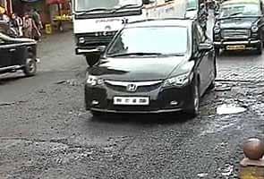 Crores spent, but no respite from potholes in Mumbai
