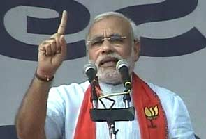 Narendra Modi to UPA: Apologise to people from Andhra Pradesh for treating them like 'doormats'