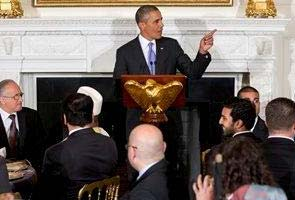 Barack Obama hosts Iftar party at White House
