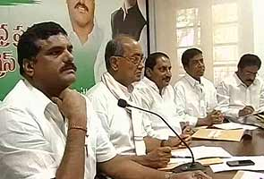 Telangana decision: Congress core group meeting ends