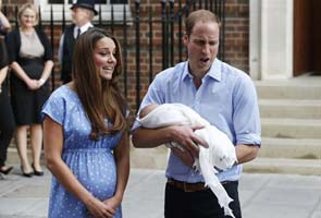 The new heir changes royal family's image
