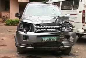 SUV allegedly driven by former civic body president kills four in Bangalore