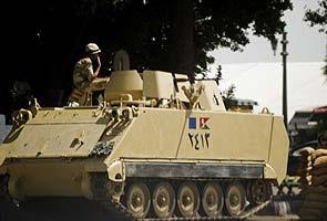 Egypt's army issues President Mohamed Morsi 48-hour ultimatum