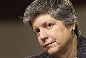 US Homeland Security chief Janet Napolitano resigns