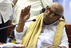 M Karunanidhi hits out at AIADMK for denying permission to rally
