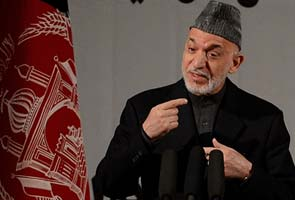 Afghans 'ready' to sign US security pact: Hamid Karzai