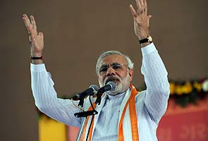 Behind Narendra Modi's choice of words, some see a careful motive