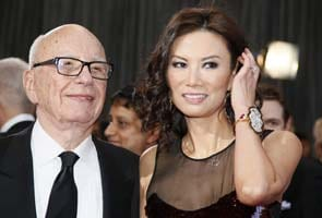 Wendi Murdoch hires new lawyer, suggesting divorce is getting messy