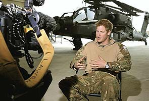 Prince Harry faces return to Afghan front line: report