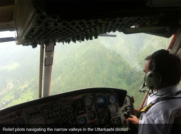 In Uttarakhand, the under-played but crucial role of gutsy civilian pilots