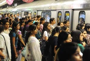Delhi Metro sets ridership record with over 25 lakh commuters