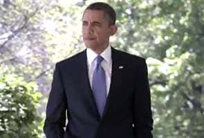 Barack Obama back at White House after vacation