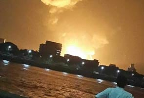 INS Sindhurakshak: Eighteen sailors trapped after explosion, fire on submarine