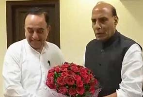Subramanian Swamy's Janata Party merges with Bharatiya Janata Party