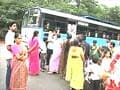 Telangana protests: Strike on but 60 buses will run to Tirupati temple