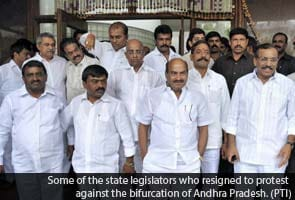 Congress's Telangana crisis: 19 ministers say they have quit