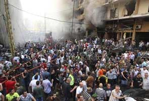 Death toll in Lebanon car bomb blast climbs to 22
