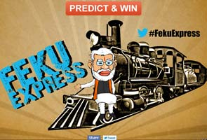 Congress supporters' latest salvo against Narendra Modi: Fekuexpress.com