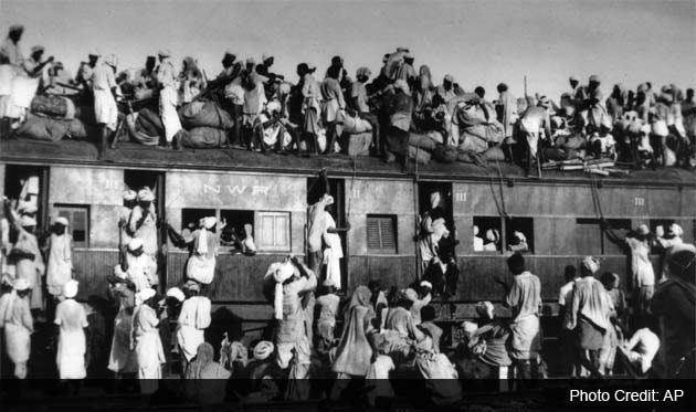 Potent memories from a divided India