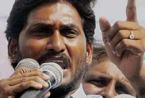 Jagan Mohan Reddy on indefinite fast in jail against Telangana; prison authorities may take action