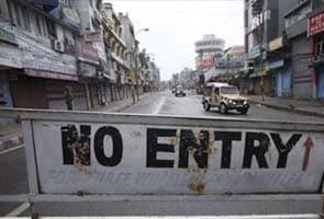 Kishtwar violence: Parliament rocked again, curfew continues