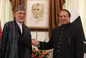 Afghan president Hamid Karzai seeks Pakistan's help to arrange peace talks with Taliban