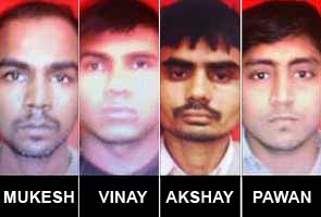 White kurta-pyjamas for Delhi gang-rape convicts