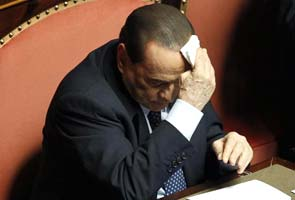 Silvio Berlusconi vows to stay in politics as ban approaches