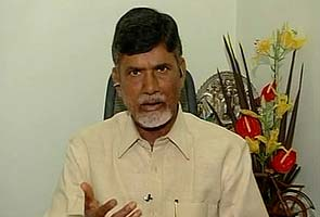 Chandrababu Naidu launches 'self-respect' bus yatra on Telangana issue