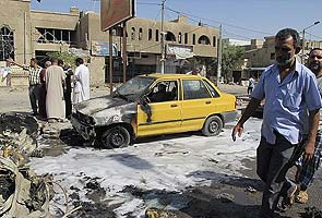 UN says over 800 people killed in Iraq in August