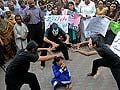 Outcry over rape of five-year-old girl in Pakistan