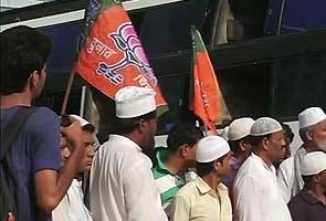 For Narendra Modi's Rajasthan rally, Muslims asked to wear burqas, skull caps