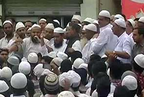 Muzaffarnagar riots: a meeting after Friday prayers exploited by politicians