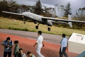 Hacking US secrets, China pushes for drones
