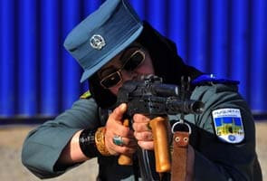 Afghan policewomen report high levels of sexual harassment