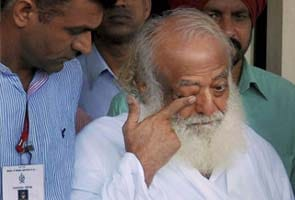 Asaram Bapu questioned for 4 hours, sent to police custody for a day in sexual assault case