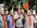 Gujarat celebrates Narendra Modi's anointment as BJP's PM candidate
