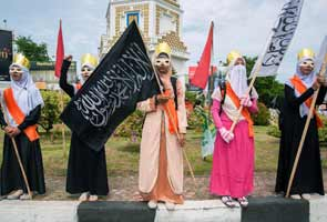 Now, a pageant that is 'Islam's answer to Miss World'