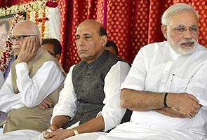 Narendra Modi chosen as BJP's PM candidate: I am disappointed, Advani writes to BJP chief