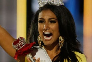 Nina Davuluri, Miss America and doctor-in-the-making