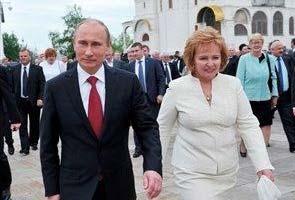Kremlin laughs off 'Putin marriage in monastery' rumours