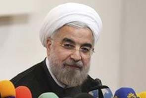 Iran President Hassan Rouhani says does 'not seek war with any country'