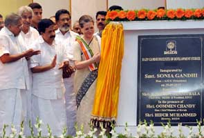 Sonia Gandhi to launch Kerala government's zero-landless project today