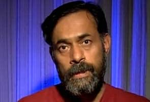 Aam Aadmi Party leader Yogendra Yadav sacked from University Grants Commission
