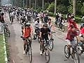 Get on the bike, Bangalore