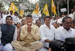 Telangana crisis: Am using Italian so Centre understands, Chandrababu Naidu targets Sonia Gandhi