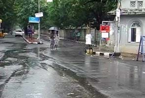 Heavy rain in Chennai, schools and colleges declare holiday