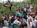Cyclone Phailin kills 23, mass evacuations save thousands