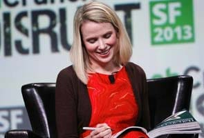 Yahoo CEO Marissa Mayer has advertisers' attention, but can she get their dollars?