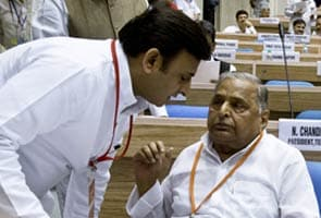 Mulayam Singh Yadav's party disagrees with government's u-turn on ordinance